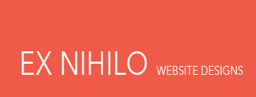 Ex Nihilo Website Designs