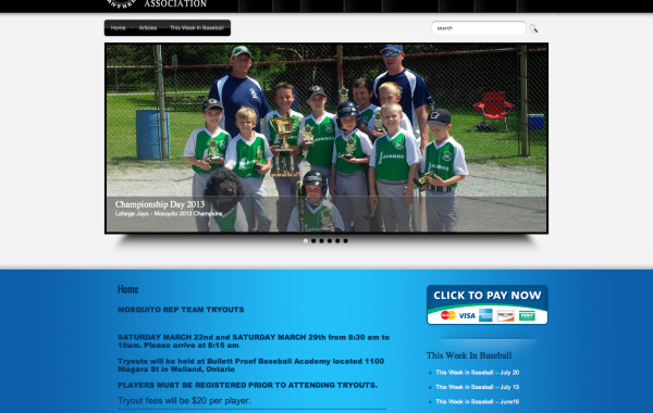 Pelham Minor Baseball Association