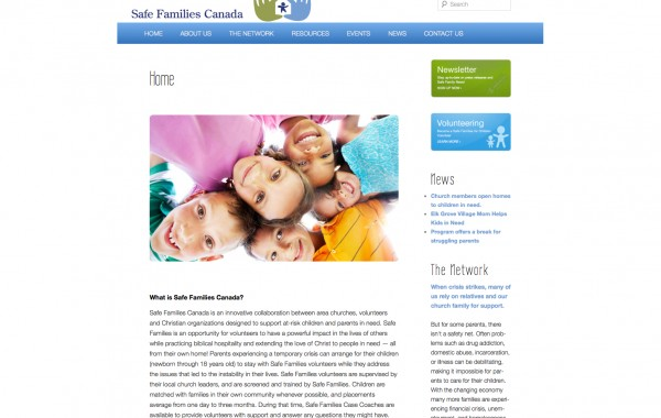 Safe Families Canada