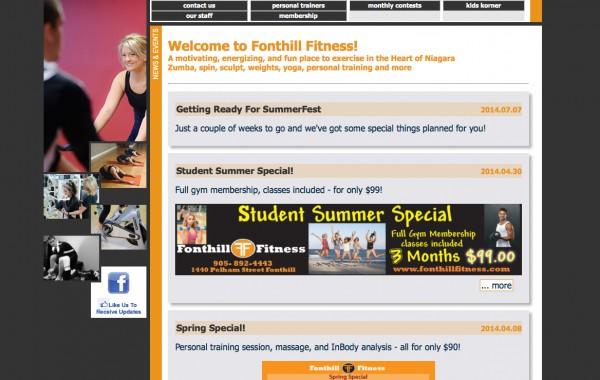 Fonthill Fitness