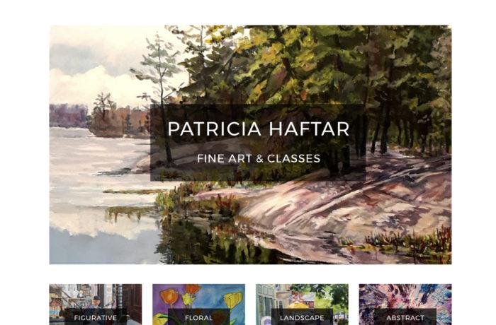 Patricia Haftar's Studio