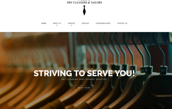Nick's Dry Cleaners & Tailors