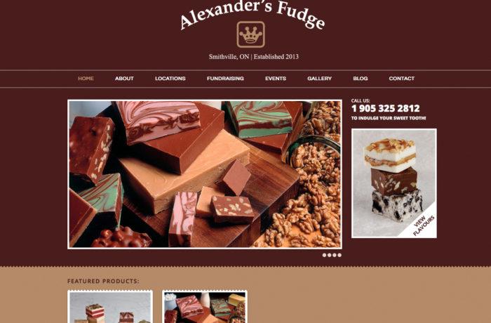 Alexander's Fudge