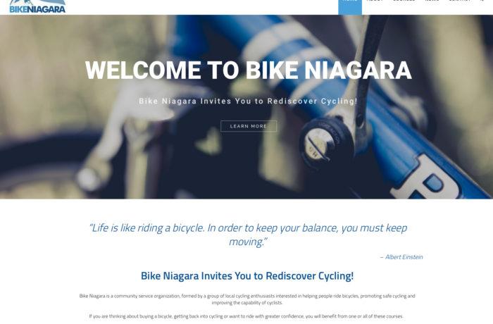Bike Niagara