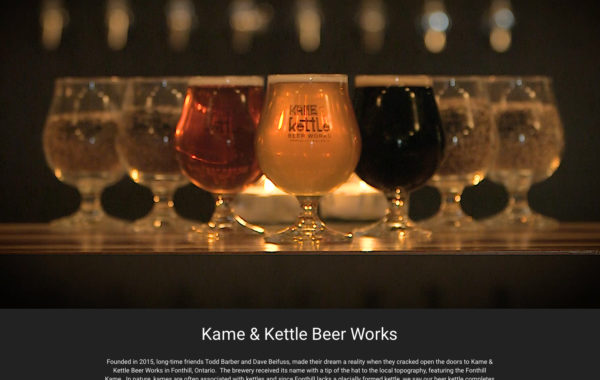 Kame & Kettle Beer Works