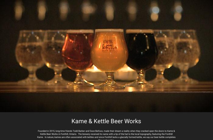 Kame & Kettle Beer Works