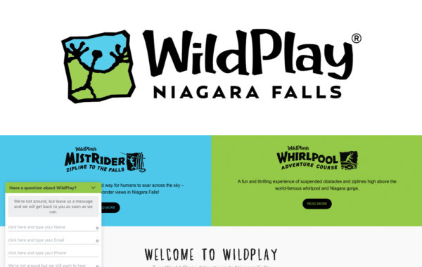 WildPlay Niagara Falls