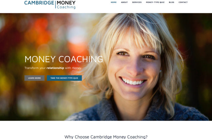 Cambridge Money Coaching