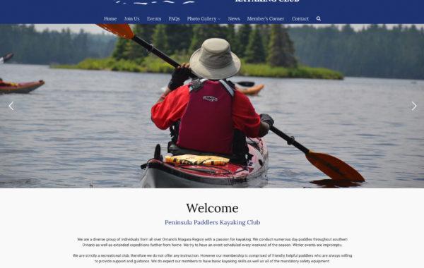 Peninsula Paddlers Kayaking Club