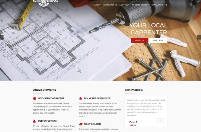 SteWorks Carpentry
