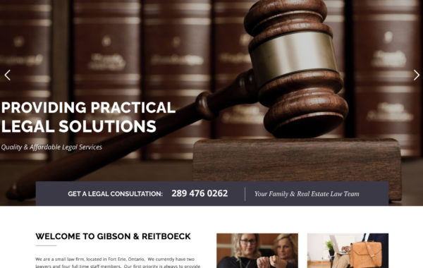 Gibson & Reitboeck Law Firm