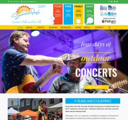 Pelham Summerfest 2019
