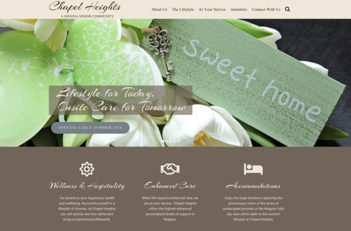 Chapel Heights Retirement & Assisted Living