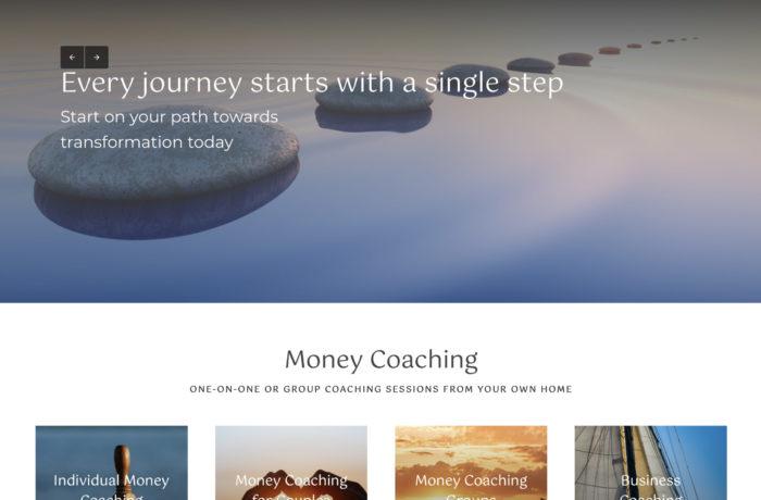 The Compassionate Money Coach