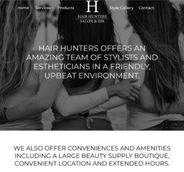 Hair Hunters Salon & Spa