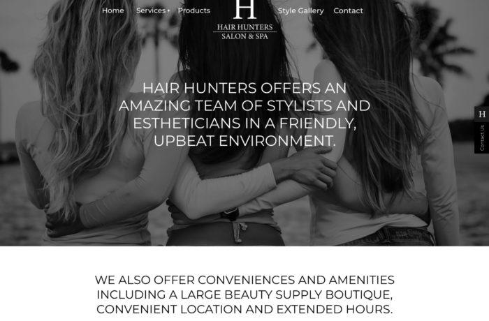 Hair Hunters Salon & Spa