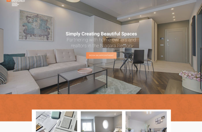 Simply Designed Spaces