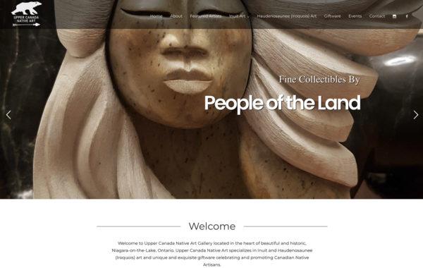 Upper Canada Native Art Gallery