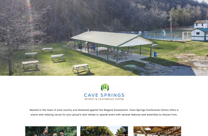 Cave Springs Conference Centre